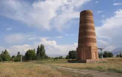 突厥世界古都:卡拉巴拉萨浑(Kara Balsagun)城